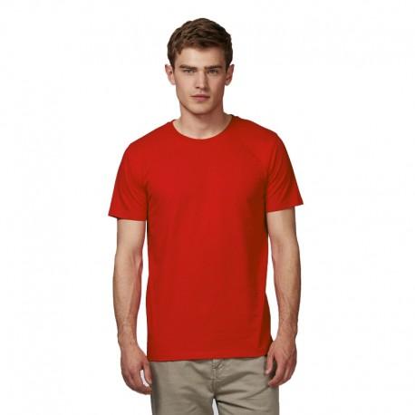Camiseta orgánica de color 155gr unsx