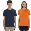 Camiseta orgánica de color gruesa 180gr .UNI755