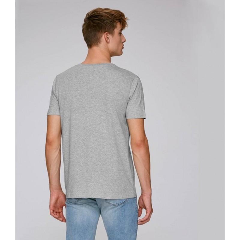 2c420c1da05e Camiseta de algodón orgánico para hombre - Ropa ecológica