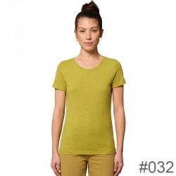 Camiseta orgánica  gruesa 155gr de mujer_032