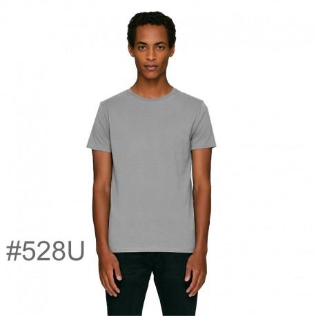 Camiseta orgánica de color 155gr unisex_528L