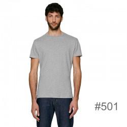 Camiseta orgánica slimfit  hombre_501