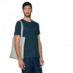 Bolsas de colores gruesa 300gr de algodón reciclado y producción ética de colores