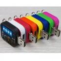Memorias USB material reciclado