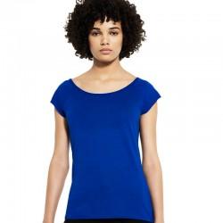 Camiseta ecológica de BAMBÚ de mujer _B43. 115gr
