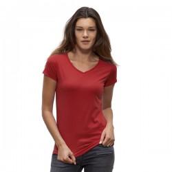 Camiseta orgánica pico show 120 mujer