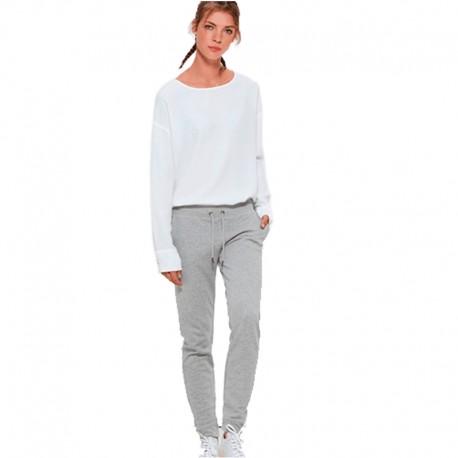 Pantalón chandal algodón ecológico mujer