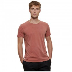 Camiseta orgánica vintage hombre