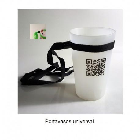 Portavasos universal