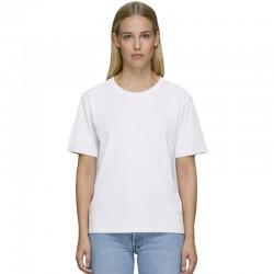 Camiseta ecológica Boxy mujer 200gsm