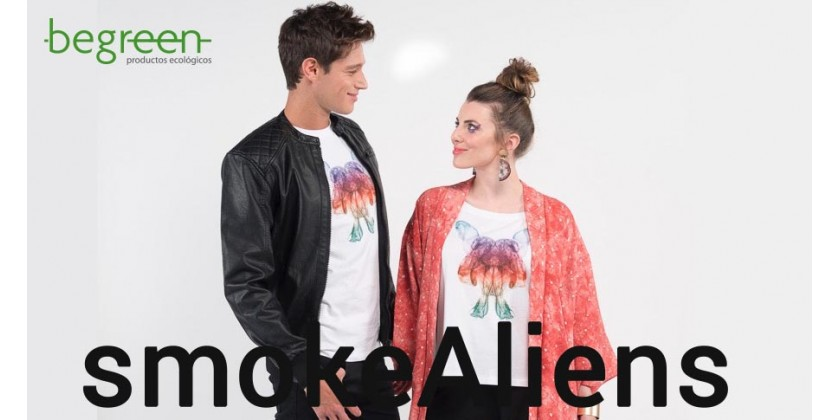 SMOKEALIENS- MODA SOSTENIBLE, ATREVIDA Y ACTUAL